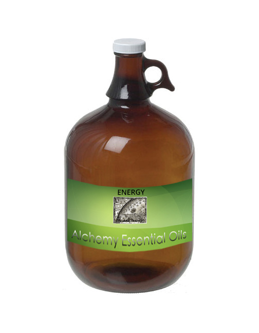 Energy Massage Oil ½ Gallon/64oz