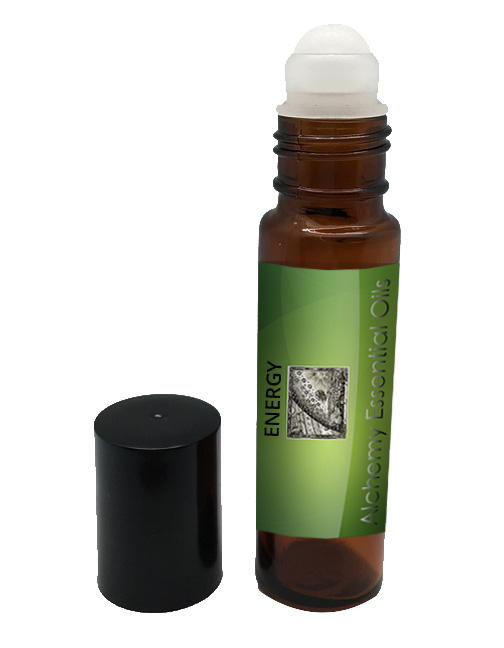 Energy of Settle Aromatherapy Blend roll-on