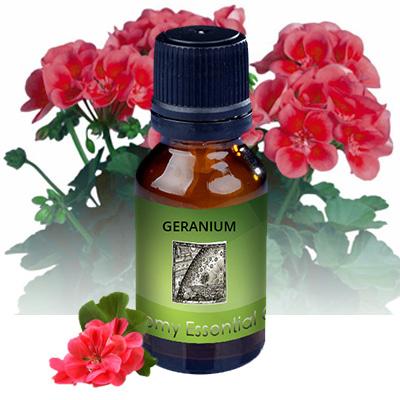 Geranium (Pelargonium graveolens) 15ml