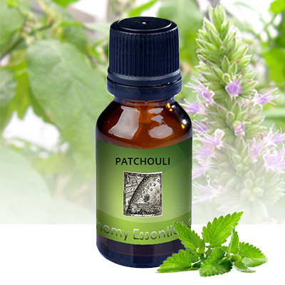Patchouli (Pogostemon cablin) 15ml/.5oz