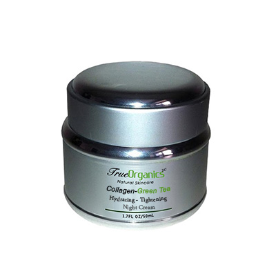 Collagen-Green Tea Hydrating -Tightening Night Cream All Skin Types 1.7oz