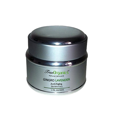 Ginkgo Lavender Anti-Aging Moisturizer 1.7oz All Skin Types