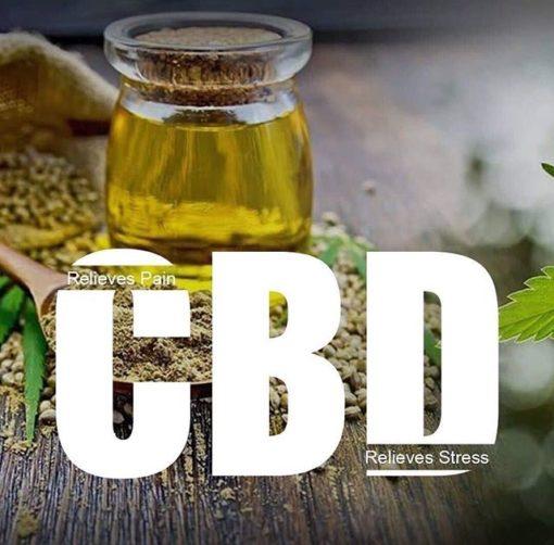 Pure Gold CBD Oil